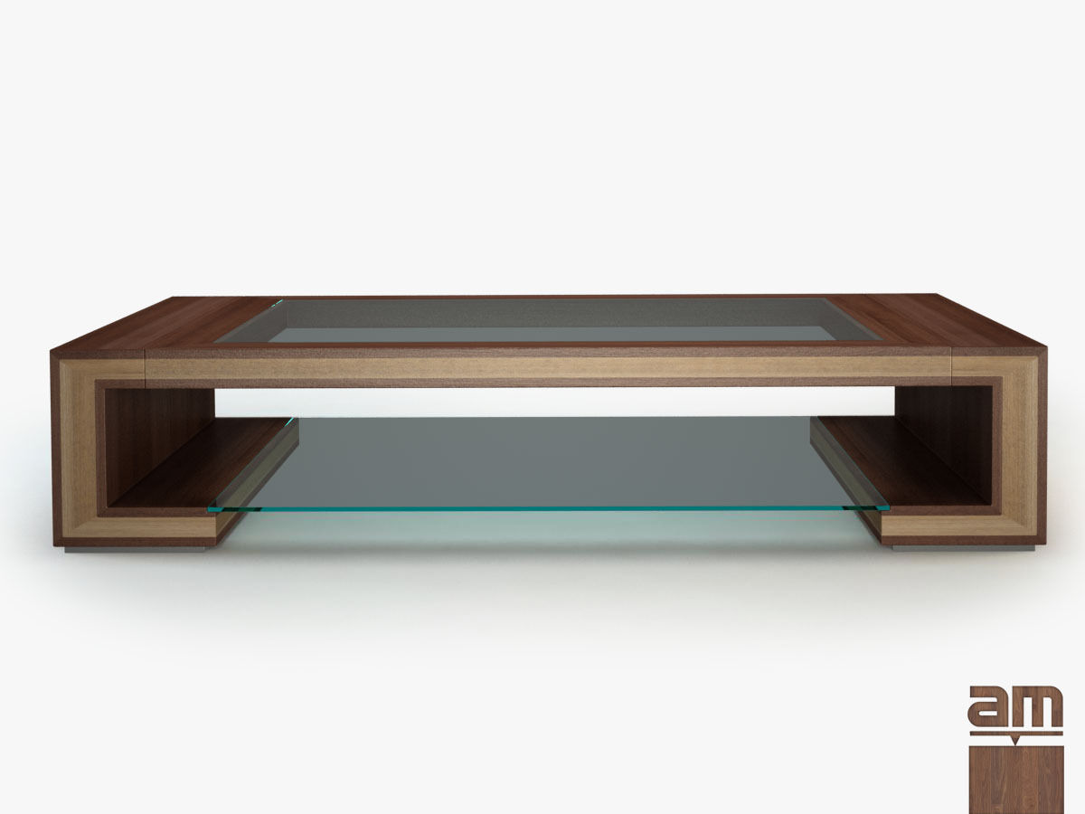 Coffee table c 3d model max obj fbx for Coffee table 3d model