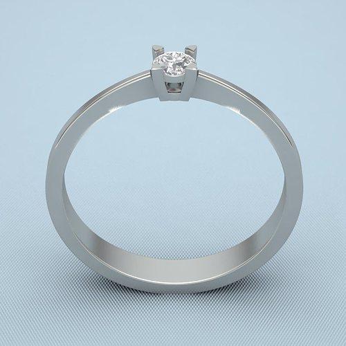 ring k2 3d model stl 3dm 1