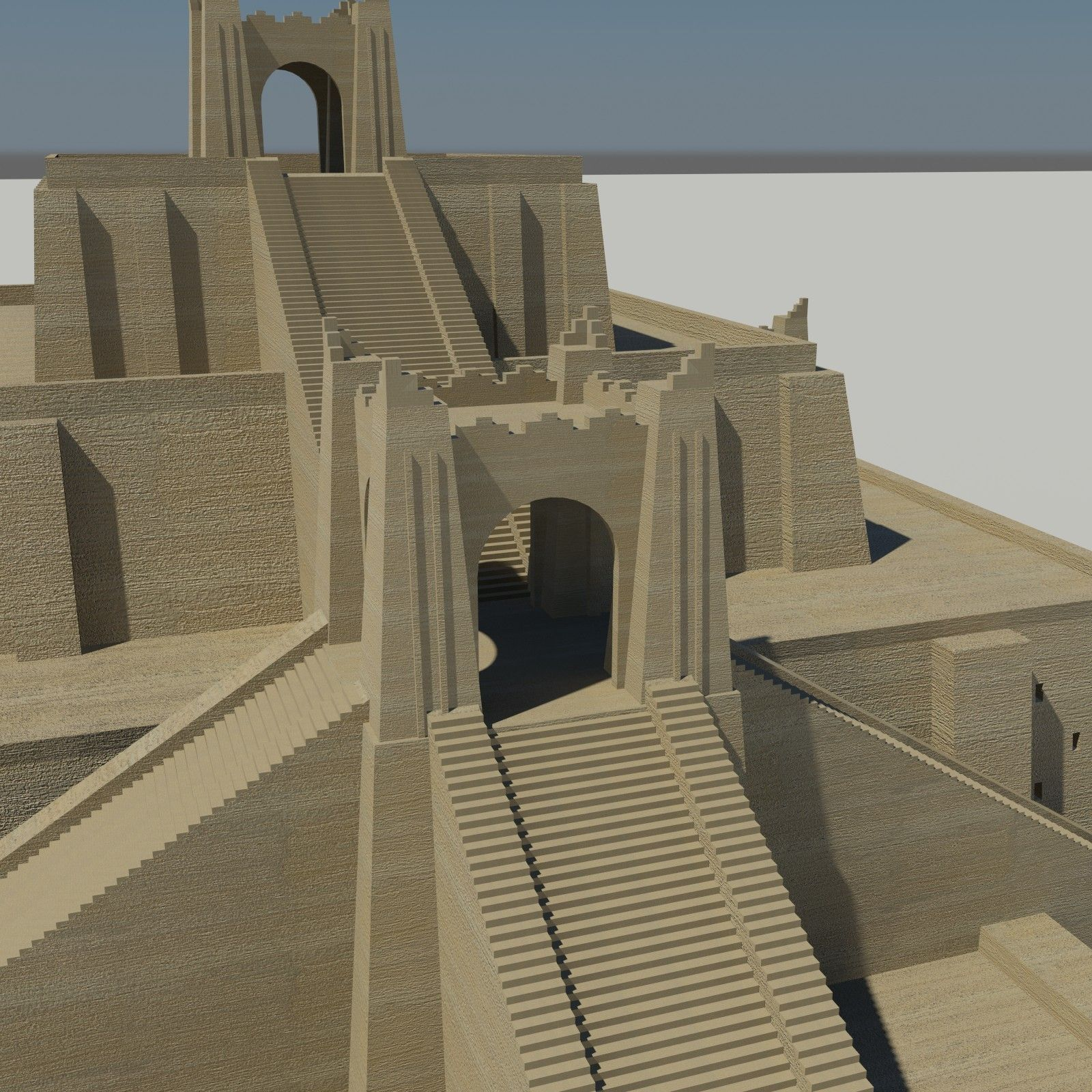 ziggurats vs pyramids Ancient babylonia - the ziggurats one of the most important aspects of babylonian religion and tradition, and probably the best known, is the ziggurat.