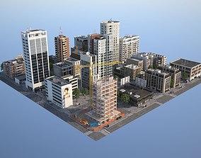 3D model City KC1