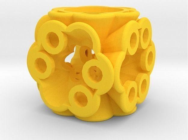 dice 3d model stl 1