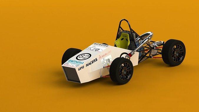 Formula Student India Race Car