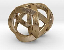 Dice 3D print model dice education-challenge