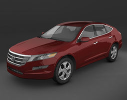 3d honda accord crosstour 2010