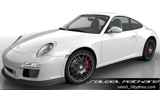 porsche 911 gts 2012 3d model max obj mtl tga 1