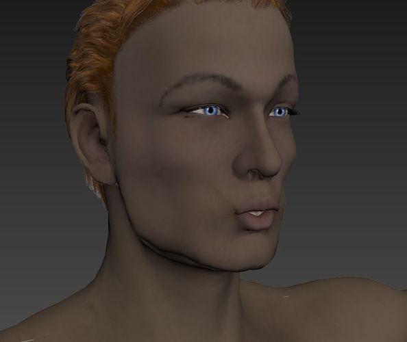 Facial Morph 19
