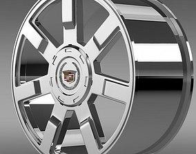 Cadillac Escalade esv 2wd2 rim 3D