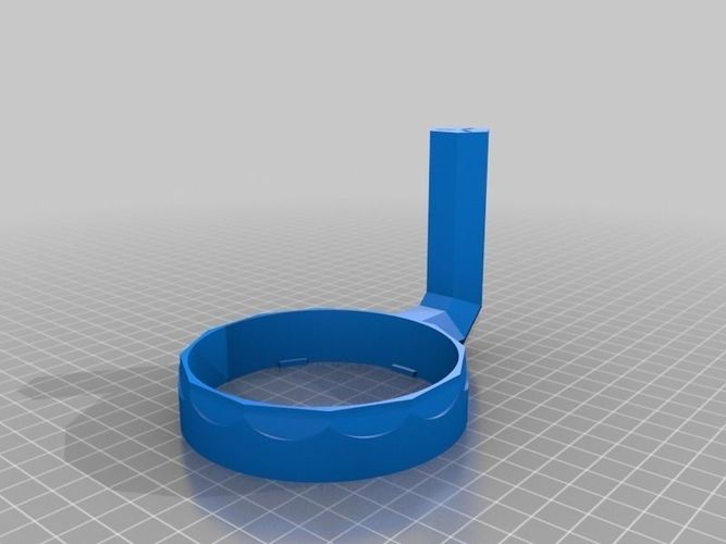 Https Www Cgtrader Com Free 3d Print Models House Kitchen Dining Second Life Mug