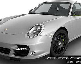 Porsche 911 Turbo S 2012 3D