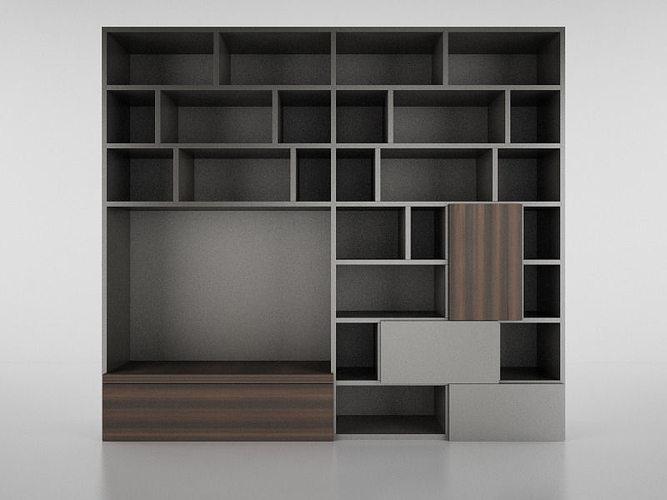 molteni 505 2 3d model c4d. Black Bedroom Furniture Sets. Home Design Ideas