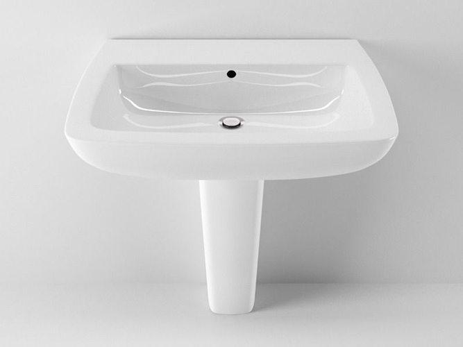 3d Ideal Standard 21 Washbasin Cgtrader
