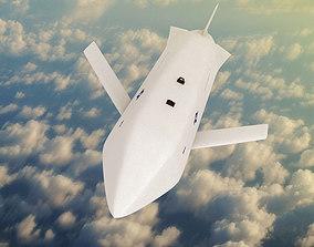 3D model Jassm AGM-158 Missile
