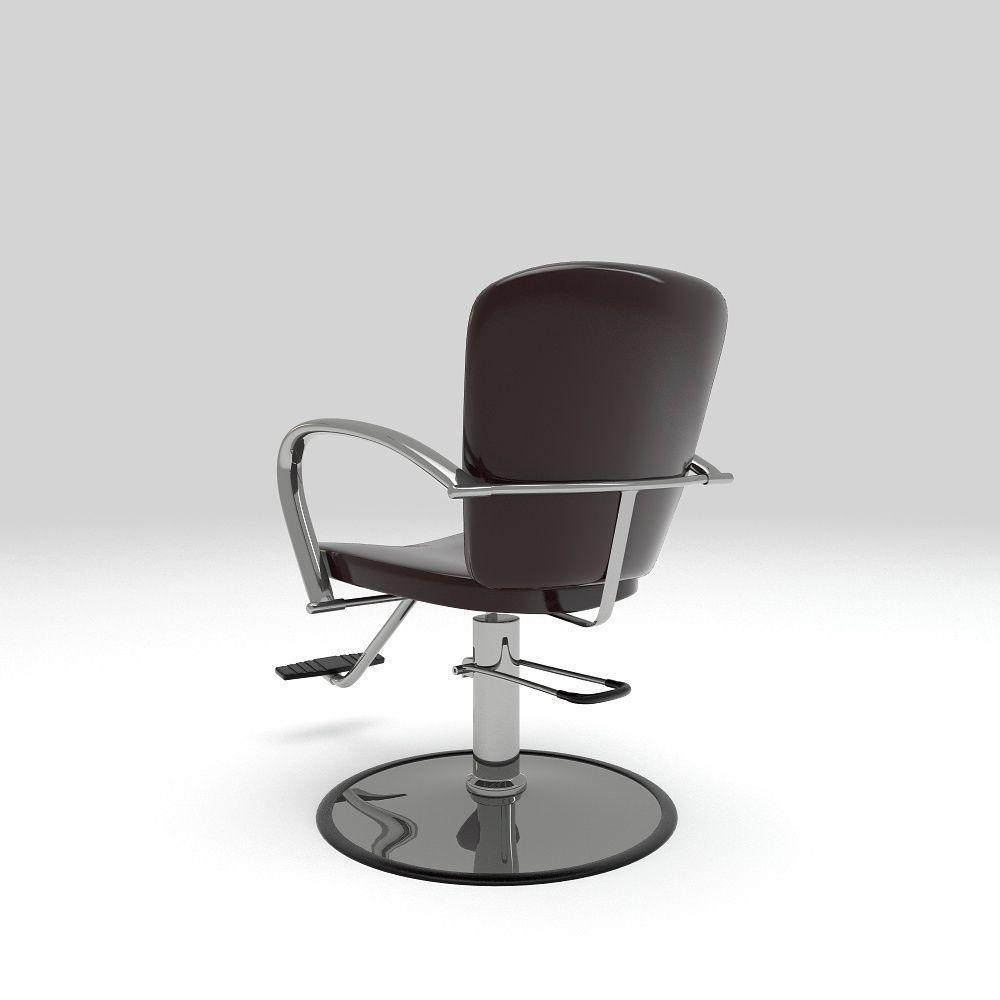 salon styling chair 3d model max obj c4d lwo lw lws ma mb mtl 3 - Salon Chair