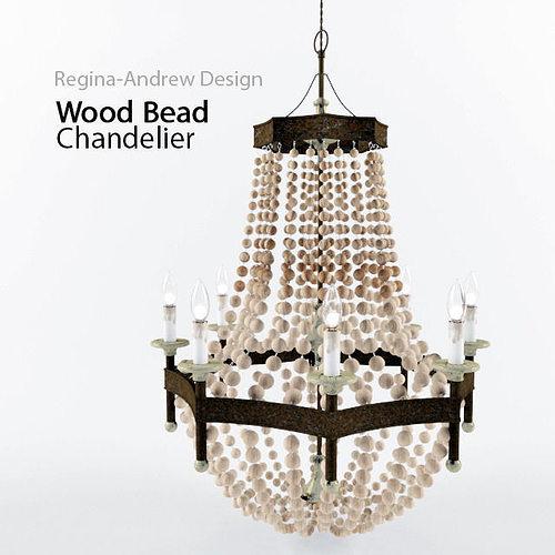 Regina andrew lighting wood bead chandelier 3d model max regina andrew lighting wood bead chandelier 3d model aloadofball Image collections