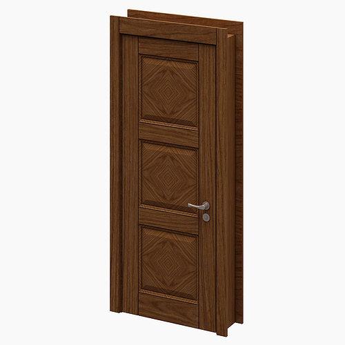 Door 001 3d model cgtrader for Door 3d model