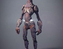 robot scout 3d