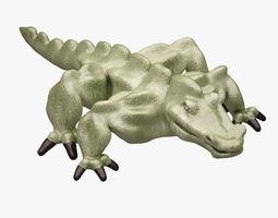 3D model Monster 001 NOT RIGGED