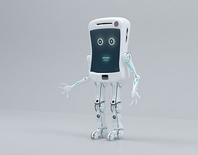3D Mobile Robot