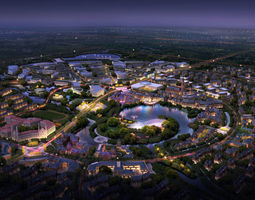 city planning 029 3d
