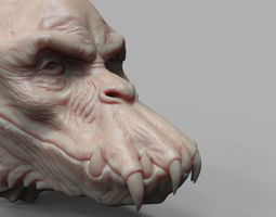 ApeCreature 3D printable model