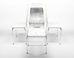 design 3D Chair