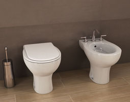 3D Ideal standard Arc toilet N42