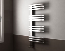 Heated towel rails N82 3D model