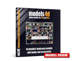 Models4d vol 8