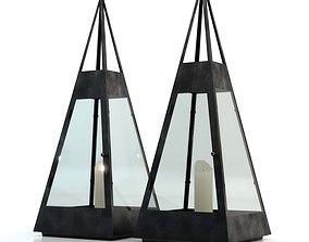 Lantern Pyramid 1 3D model