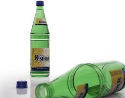 3D Water Bottle 2
