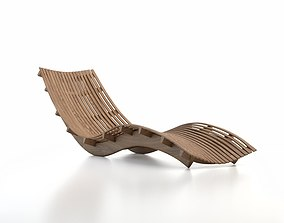 3D Swing Sun Lounger