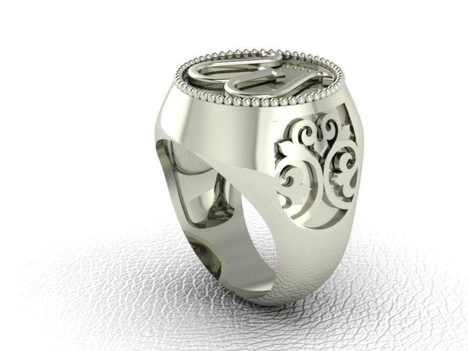 ring man 3D printable model | CGTrader