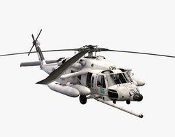 SH-60 SOAR United Nations 3D Model