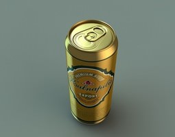 3D BeerCan 03