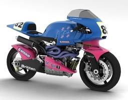 3D Britten V1000 1995
