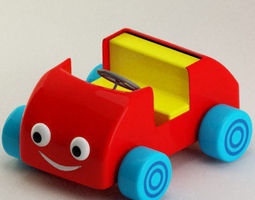 3D Toy vehicle