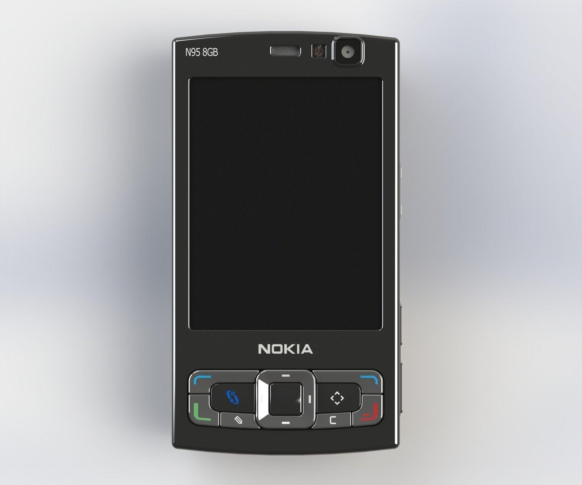 nokia n95 8gb animated