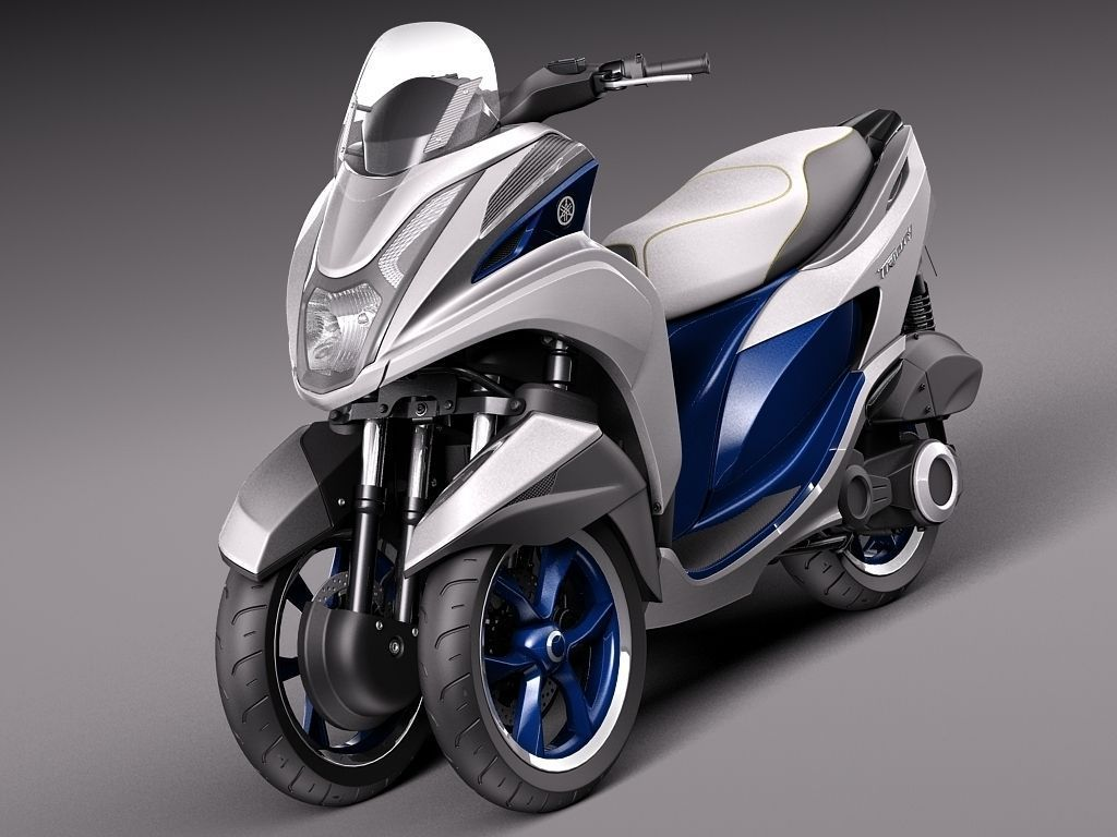 Yamaha Tricity 2015 scooter
