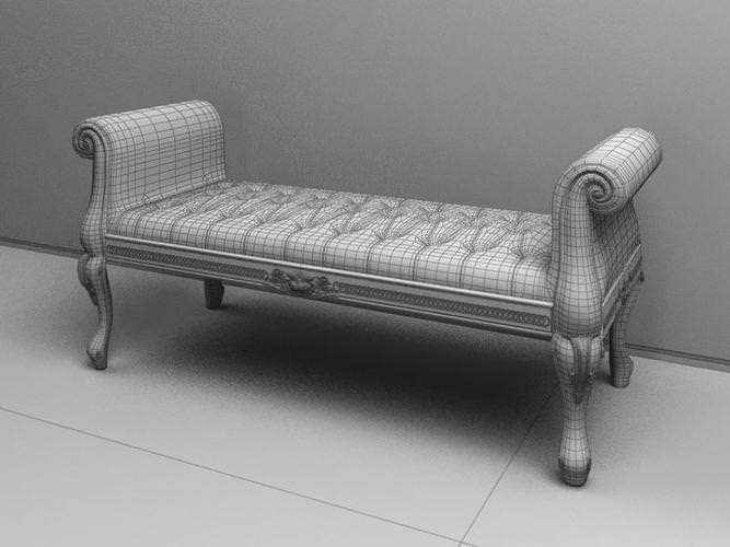 Elegant Bench