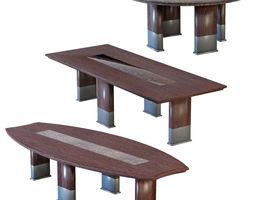 Edward Table-Longhi 3D model