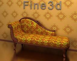 antique-09-93-chair 3d
