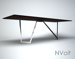 dining-table Table 3D