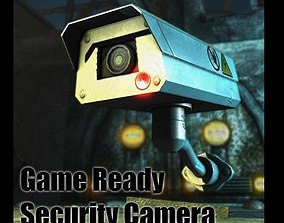 3D asset Security Camera