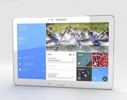 Samsung Galaxy TabPRO 12-2 3D model