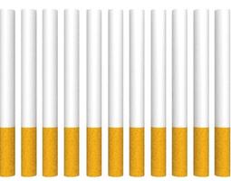 3d model cigarette