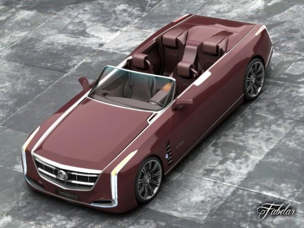 ... Cadillac Ciel 2 0 3d Model Rigged Max Obj 3ds Fbx C4d Dae 6 ...