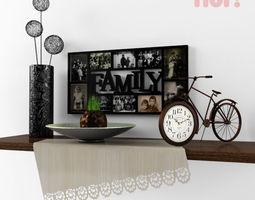3D Set decoration of Hoff