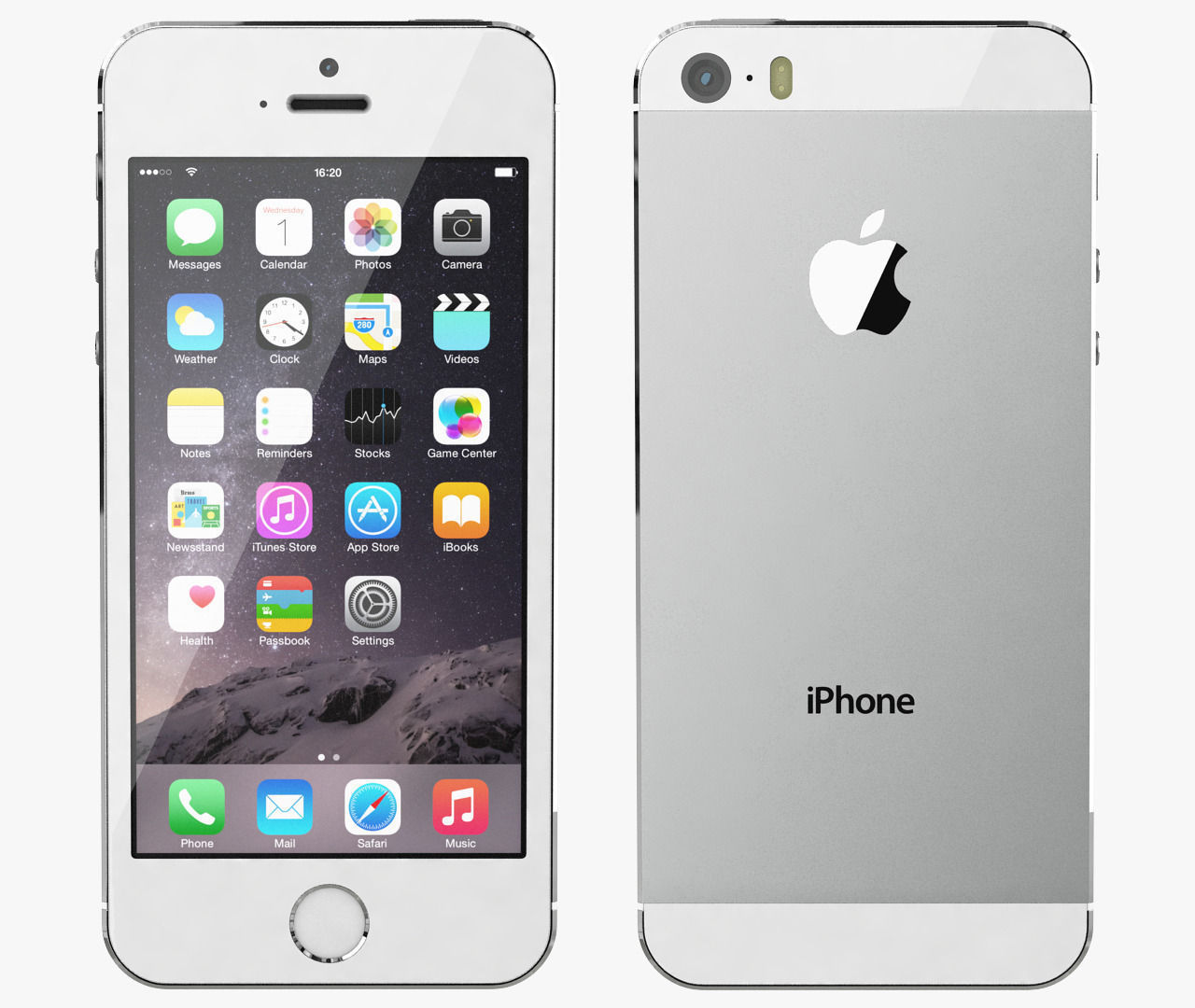 Apple iPhone 5S All Color
