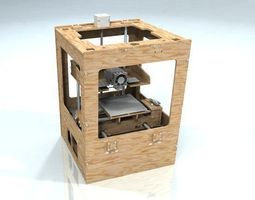 3D MakerBot Thing-O-Matic