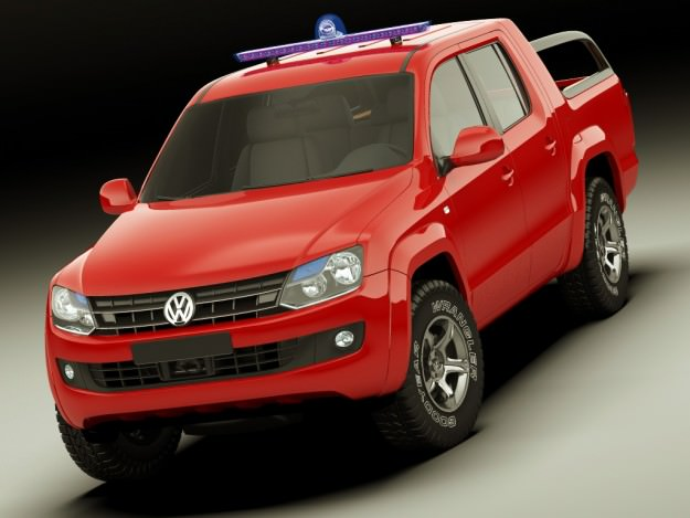 VW Amarok SaR